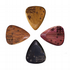 Flag Tones Southern Cross Mixed Pack of 4 Guitar Picks